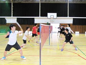 クラブ見学12(バスケットボール部)