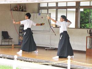 クラブ見学15(バレーボール部)