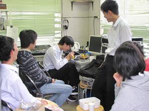 クラブ見学18( 部)
