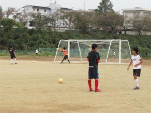 クラブ見学2(野球部)