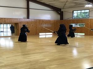 クラブ見学16(剣道部)
