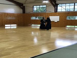 クラブ見学17(剣道部)