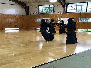 クラブ見学18(剣道部)