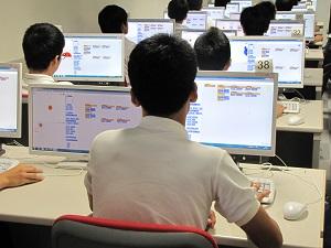 体験入学 情報工学科6