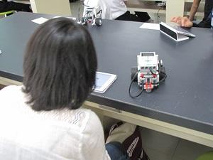 体験入学 電子制御工学科2