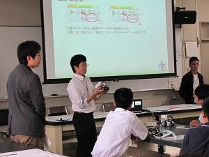体験入学 電子制御工学科4